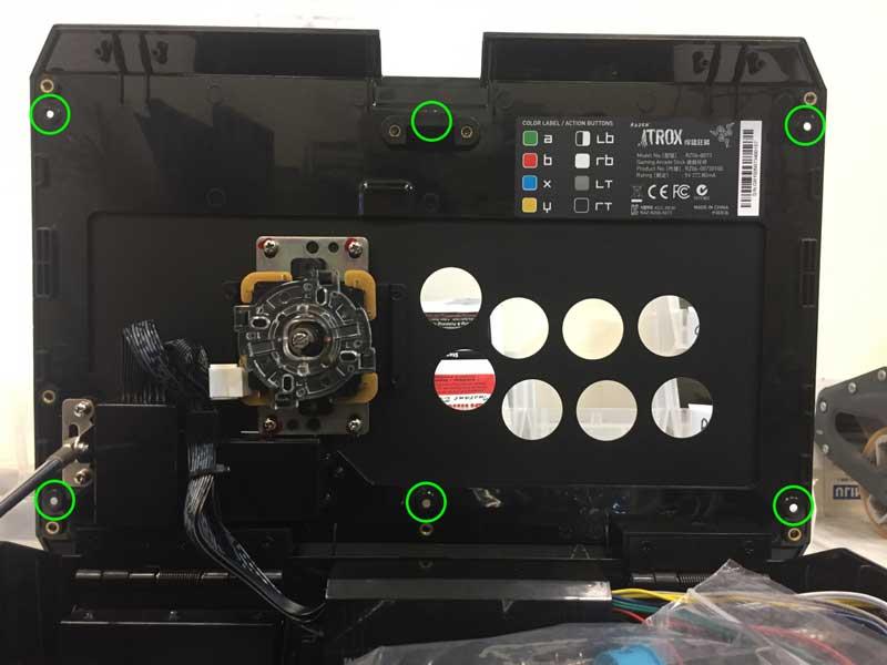 Plexworks Atrox Install - Step 3