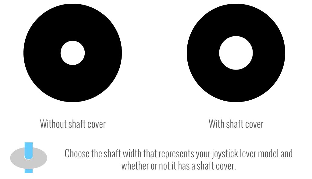 Option: Shaft Width Option
