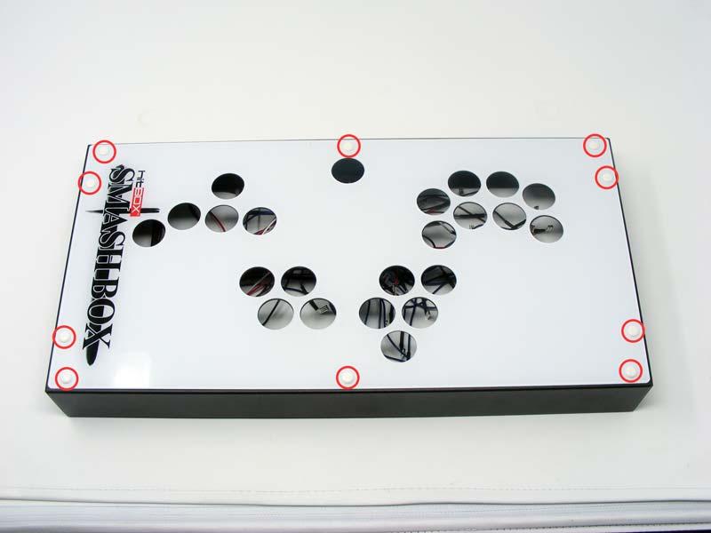 Smashbox Custom Panel Install - Step 3