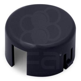 Mix & Match Seimitsu PS-14-G 30mm Flat Cap: Black