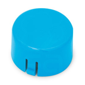 Mix & Match Seimitsu PS-14-GN 30mm Convex Cap: Blue
