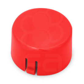 Mix & Match Seimitsu PS-14-GN 30mm Convex Cap: Red