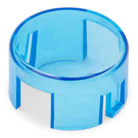 Mix & Match Seimitsu PS-14-K/KN Translucent 30mm Convex Cap: Blue