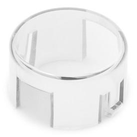 Mix & Match Seimitsu PS-14-K/KN Translucent 30mm Convex Cap: Clear