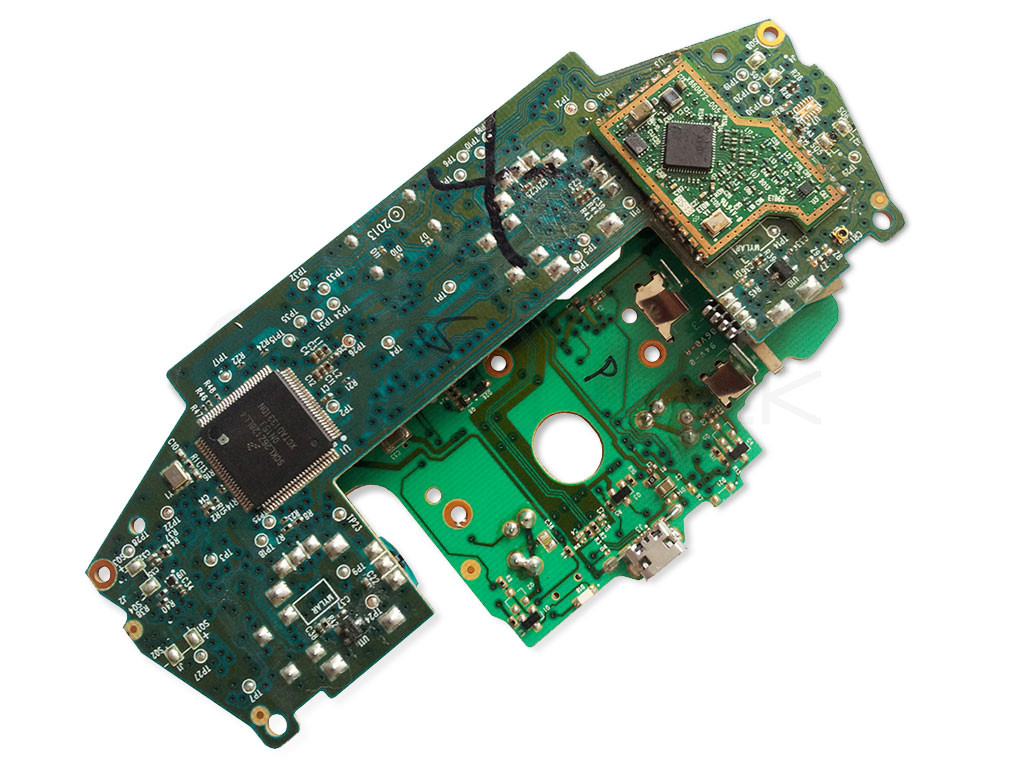 xbox one bare gamepad pcb on  for xbox one bare gamepad pcb image 1 at
