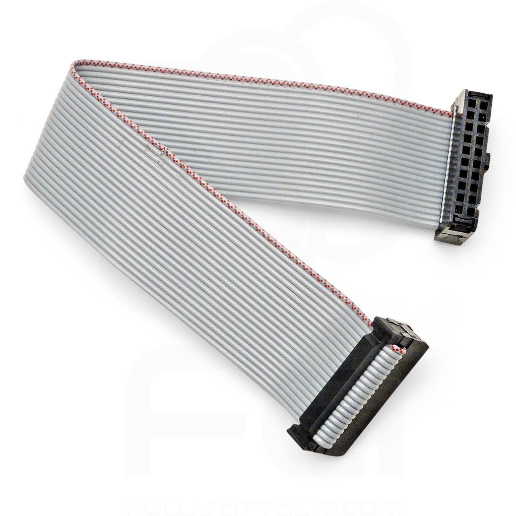 FA_RIBBON_20PIN_DBLSIDE__41042.1437965452.1280.1280?c=2 6 inch flat ribbon floppy pvc drive cable with 20 pin (2x10) header  at soozxer.org