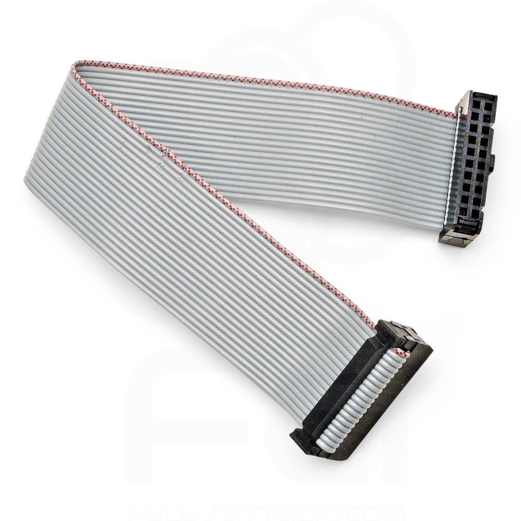 FA_RIBBON_20PIN_DBLSIDE__41042.1437965452.1280.1280?c=2 6 inch flat ribbon floppy pvc drive cable with 20 pin (2x10) header  at alyssarenee.co