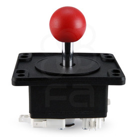 Suzo Happ Replacement 4-Way MS Pac-Man/Galaga Joystick