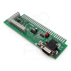 Ultimarc J-PAC (2015) PC to JAMMA Pushbutton and Joystick Interface PCB