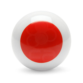 Japan Nippon Flag Decal Balltop