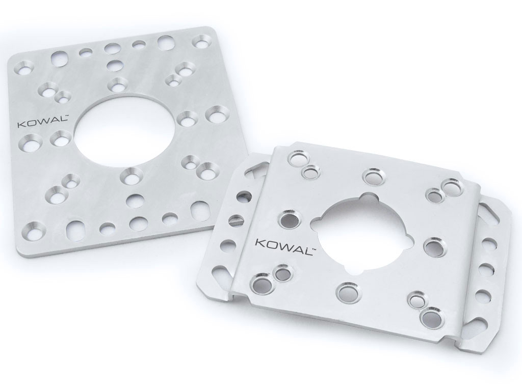 Flat Plate Converter and Japan S Converter Plate available