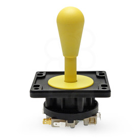 Industrias Lorenzo 8-Way EuroJoystick - Yellow