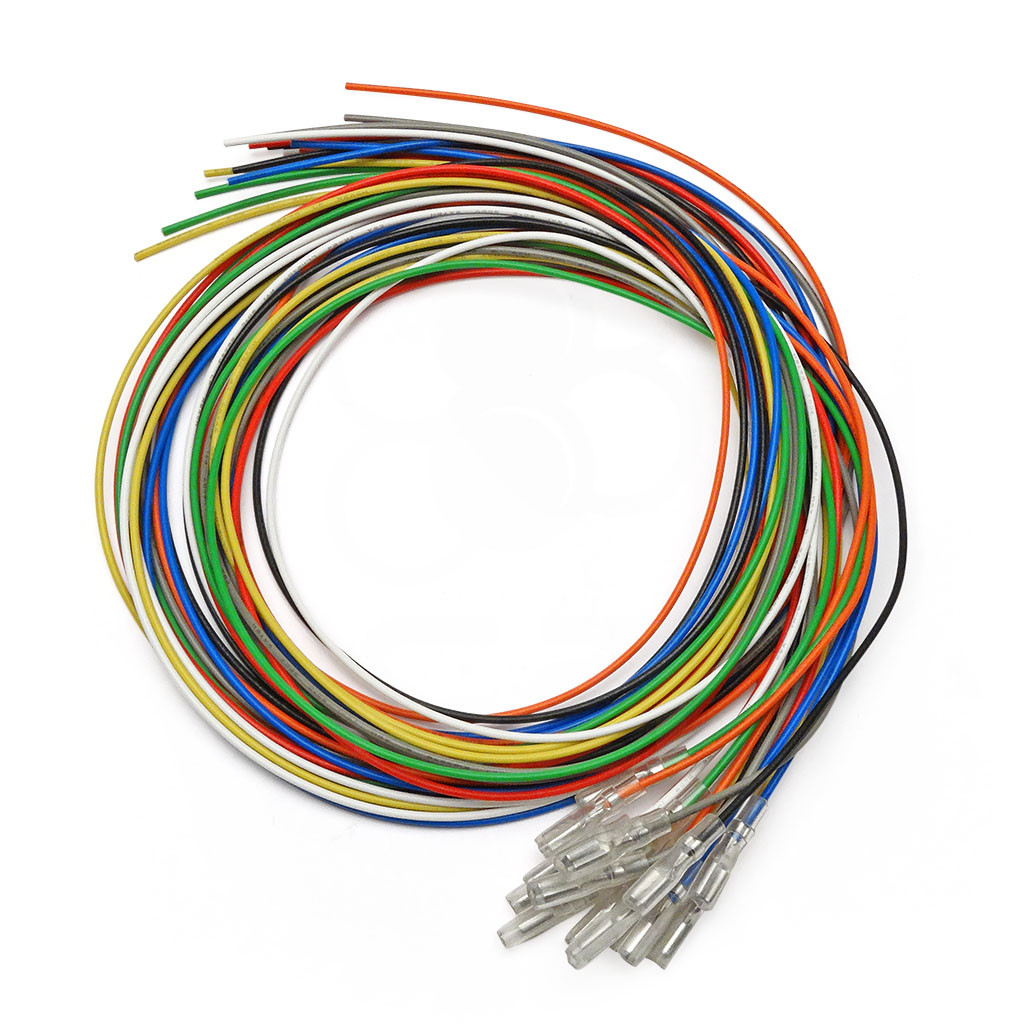 16pc Wire with .110 Quick Disconnect