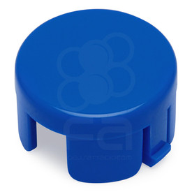 Mix & Match Sanwa OBSF 30mm Plunger: Royal Blue