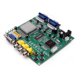 Gonbes GBS-8220 (v3) CGA/EGA/YUV to VGA Arcade HD-Converter PCB