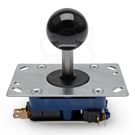 "Seimitsu LS-32 (.187"" Fastener Type) Joystick with RE Plate (Prior Model)"