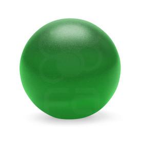 ALU Series Aluminum Balltop: Green