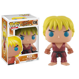 Funko Street Fighter Ken Pop