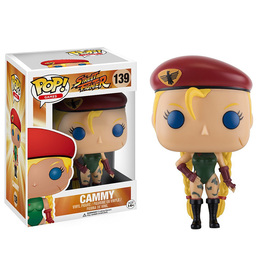 Funko Street Fighter Cammy Pop
