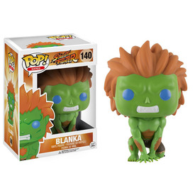 Funko Street Fighter Blanka Pop