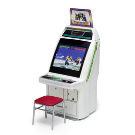 WAVE 1/12 Scale Sega Astro City and Blazblue Arcade Game Machine Kit