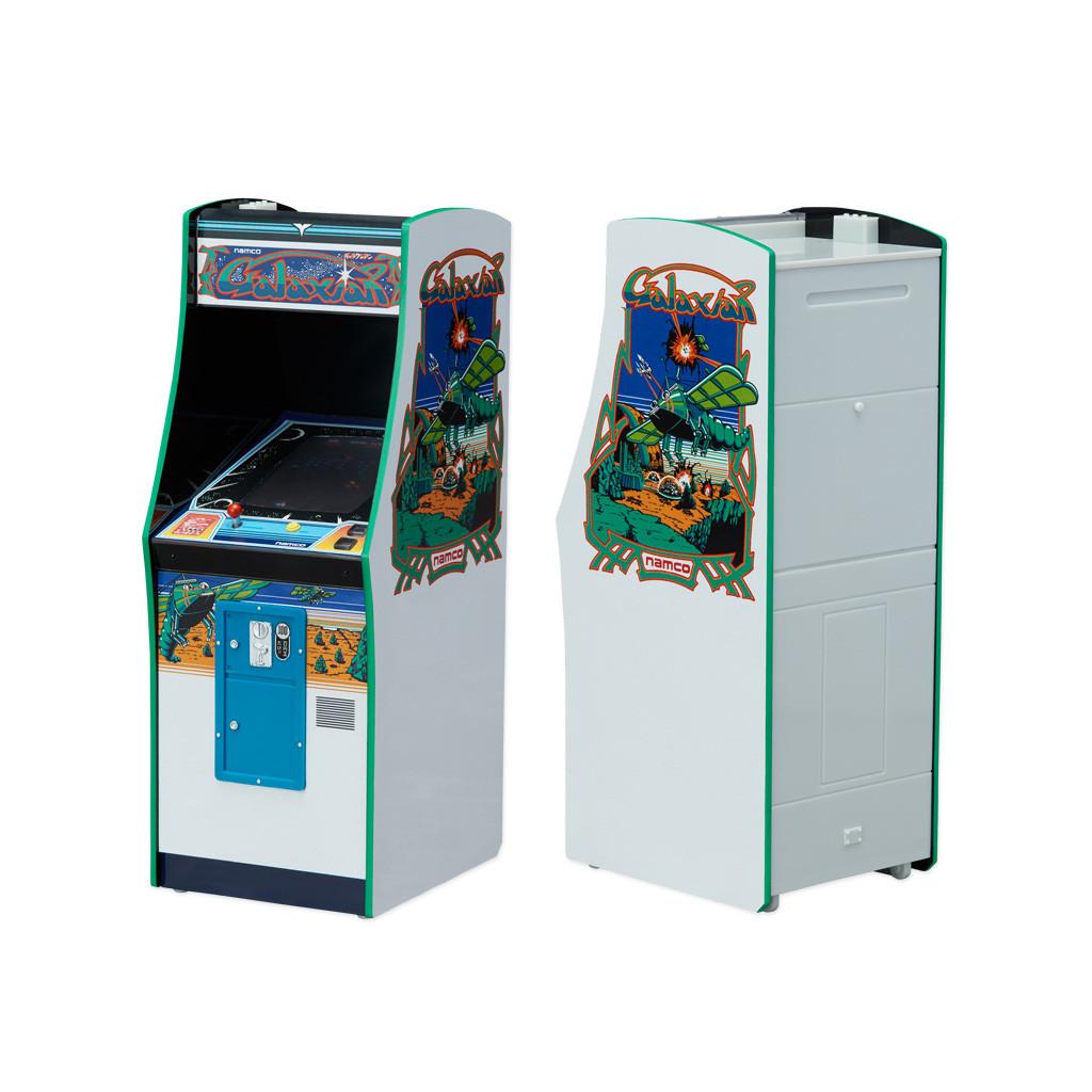 Wii U Arcade Machine : Namco scale model upright arcade game machine pac man