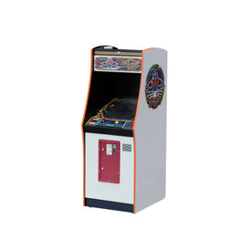 Namco 1/12 Scale Model Upright Arcade Game Machine: Galaga