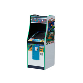 Namco 1/12 Scale Model Upright Arcade Game Machine: Galaxian