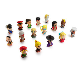 Kidrobot Street Fighter V Blind Box Mini Series (1pc)