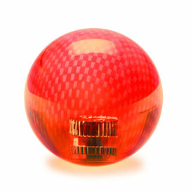 Kori Mesh 35mm Hollow Balltop: Red