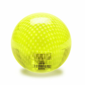 Kori Mesh 35mm Hollow Balltop: Yellow