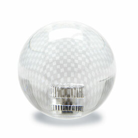 Kori Mesh 35mm Hollow Balltop: Clear