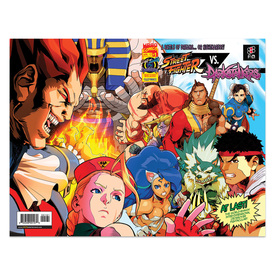 Udon Street Fighter VS. Darkstalkers Issue #1 (FA Exclusive Cover) [PRE-ORDER]
