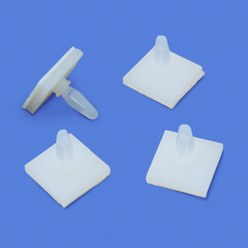 3mm Hole Low Profile Adhesive PCB Feet (Set of 4)