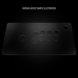 Blank Plexi Cover for IST MAKEStick Pro