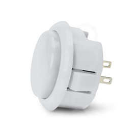 Seimitsu PS-15 Low Profile Pushbutton White
