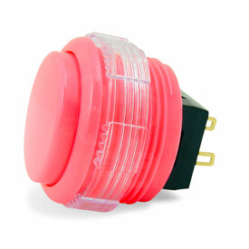 Crown/Samducksa SDB-201 30mm Screwbutton Pink
