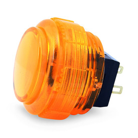Crown/Samducksa SDB-201C 30mm Translucent Screwbutton Orange