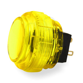 Crown/Samducksa SDB-201C 30mm Translucent Screwbutton Yellow