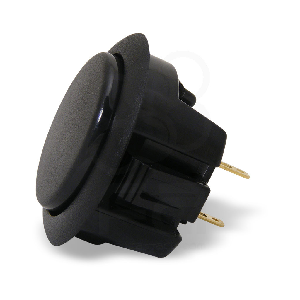 Save 15% - Hori Hayabusa Matte 30mm Snap-In Pushbutton