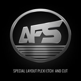Plexi Cut for AFS Special Custom Panel