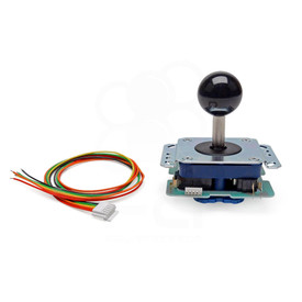 Seimitsu LS-32-01 (PCB Type) Joystick with SS Plate (2017 Model)
