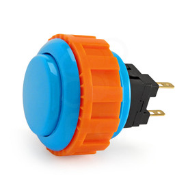 Sanwa OBSN 24mm Screwbutton - Light Blue