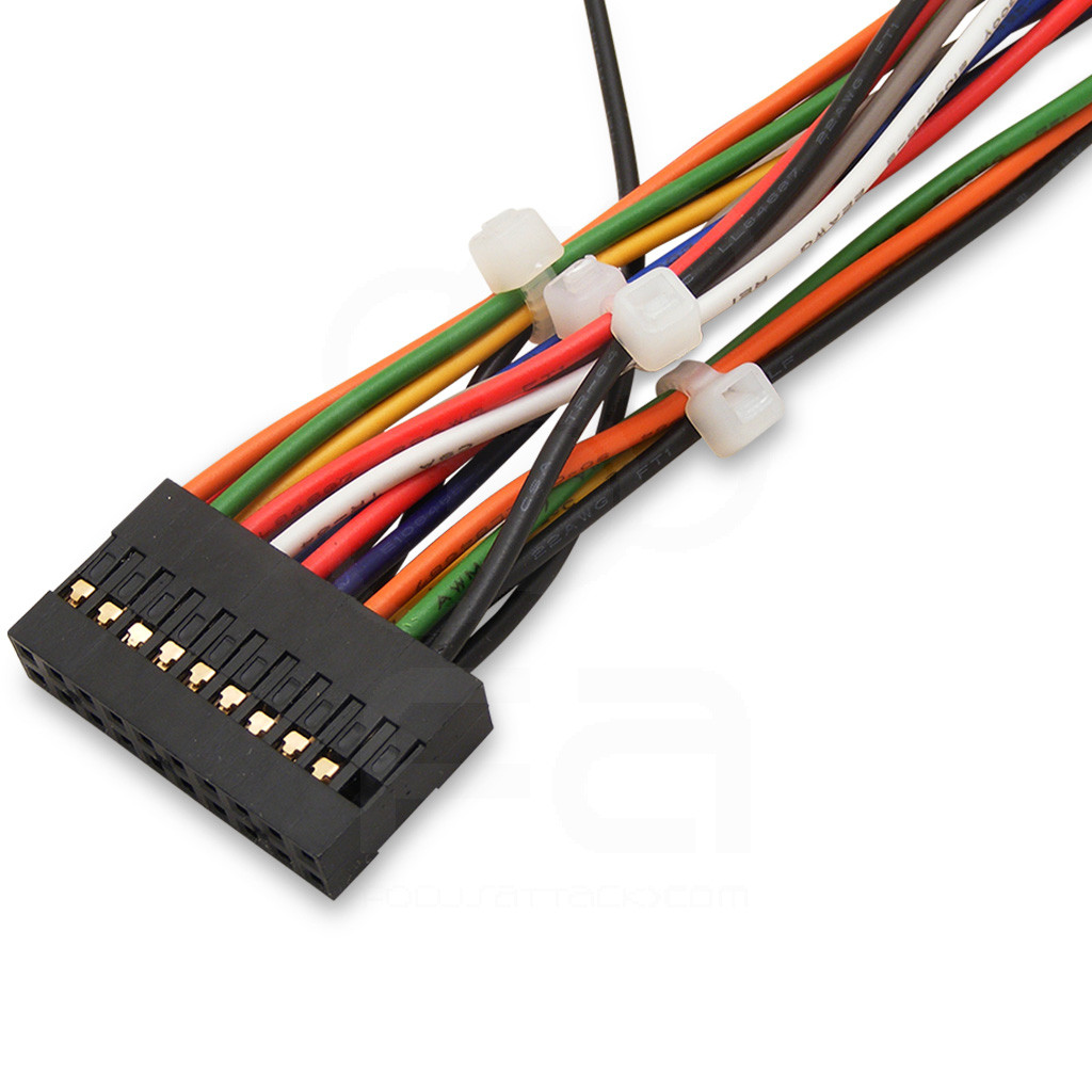 6 Pin Wiring Diagram For Joystick Simple 7 Wire Harness Opinions About U2022
