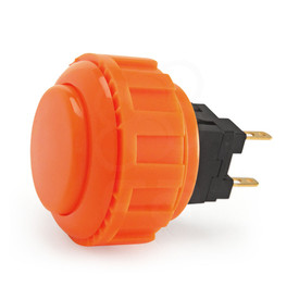 Sanwa OBSN 24mm Screwbutton - Orange