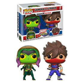 Funko Marvel vs Capcom Infinite Gamora vs Strider Pop (2pk)