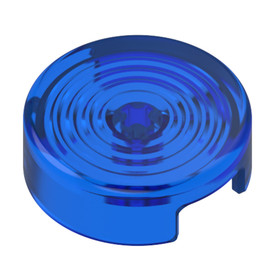 GamerFinger Mix & Match HBFS-30 30mm Cap: Clear Blue [RESERVE]