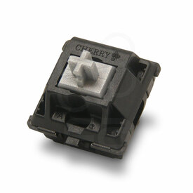 Cherry MX Silver Stem 45g Mechanical Switch for HBFS Pushbutton
