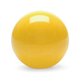Seimitsu Solid Color Yellow LB-45 45mm Balltop