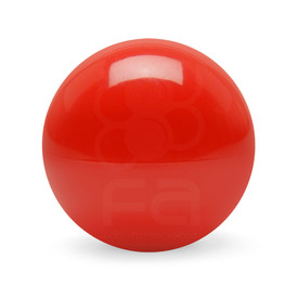 Seimitsu Solid Color Red LB-45 45mm Balltop